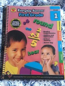 First grade all courses practice book