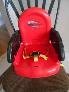 Boys table booster seat-toddler