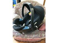 Mamas and papas car seat like new brandnew condition