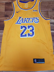 LeBron James Lakers Jersey for Sale