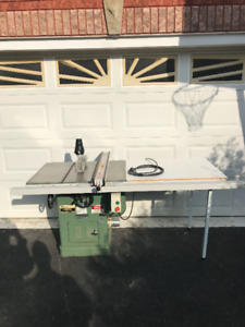General 350 Table Saw