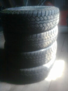 215/225/235/245/265 65/70/75/85 15/16/17 Single Tires