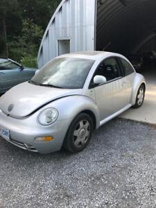 2000 Volkswagon Beetle