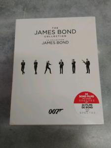 The James Bond collectiom (Bluray)