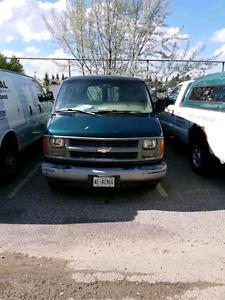 1997 Chevy 2500 Van