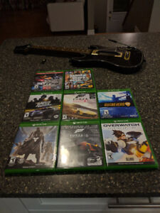 Xbox One 500GB with Elite controller and more!
