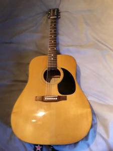 Guitare Norman  b50