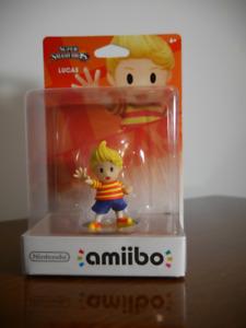 Lucas Amiibo, for Nintendo Switch, WiiU and 3dsXL