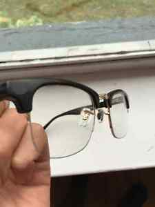 Ray Ban glasses frame with lenses North Shore Greater Vancouver Area image 4