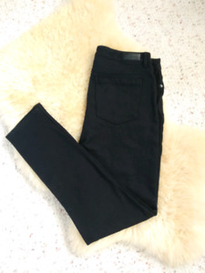 Buffalo pants 31x30 black stretchy