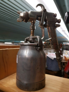 Vintage Auto Car Detailing Air Brush Paint Gun