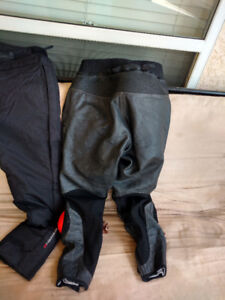 TeKnic Leather  Sport riding pants 36 inch