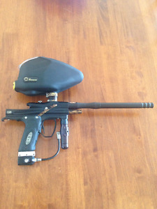 ego paintball marker with tourque loader