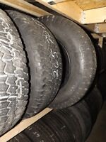 265/70/17 Goodyear's – 1000's of Used Tires In Stock