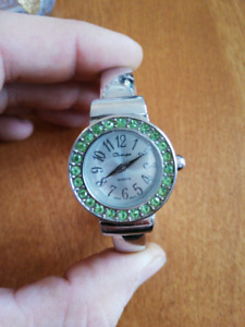 Face changing watch
