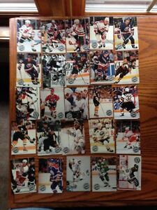 For Sale: Pro Set 1991-92 Platinum Hockey Cards Sarnia Sarnia Area image 2