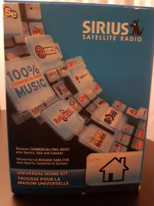 Sirius Satellite Radio Universal Home Kit