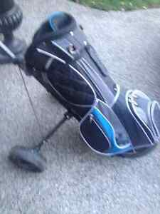 Brand new never used Golf Bag with cart Windsor Region Ontario image 4