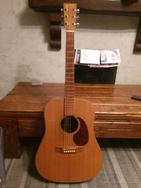 Martin Dx1 koa acoustic guitar