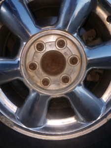Wanted  GMC rim and centre cap