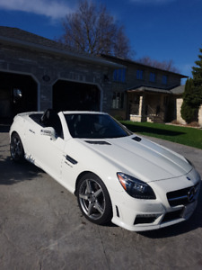2012 Mercedes-Benz SLK-Class SLK 55 AMG Coupe (2 door)