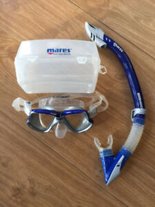 Mares SCUBA Mask and Snorkel