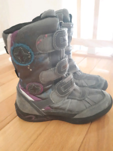 GEOX Boots Girls Size 1