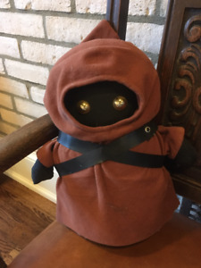 Vintage Star Wars - Stuffed Plush Jawa - Regal - 1977