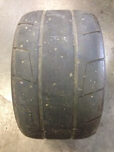 used pair 345/30R19 Nitto NT05R North Shore Greater Vancouver Area image 1