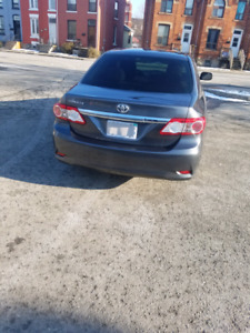 Toyota corolla 2011 manual transmission for sale