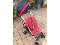Mothercare backspin pushchair