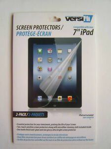 iPAD SCREEN PROTECTORS 4pks for $10