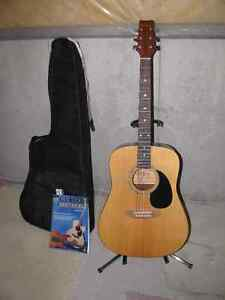 Acoustic Guitar and all you need to get started
