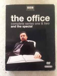BBC Video- The Office Complete series  1& 2 and the special