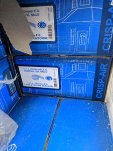 1 1/4 Coil Roofing Nails - $30/box