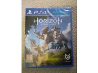 HORIZON ZERO DAWN SONY PLAYSTATION 4 PS4 BRAND NEW & SEALED