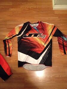 2 Sets JT Racing Mx Gear