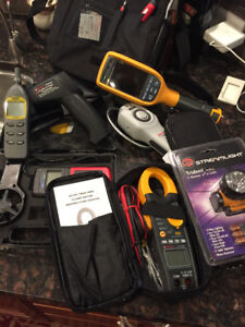 Fluke Thermal image camera/ home inspection tools