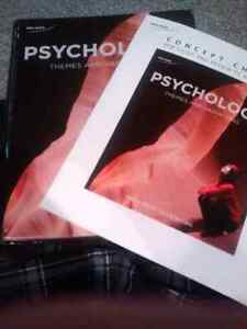 PSYC 1200 Textbook and Chart