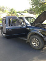 1999 Mazda B-4000 4x4 safety and e-tested