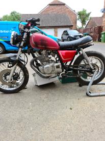 Suzuki GN 250 spares/repairs/project