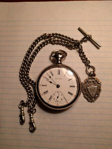 Watham pocket watch