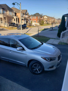 Lease Takeover -2019 Infinity Qx60