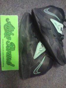 lebron james nike shoes size 11 gently used