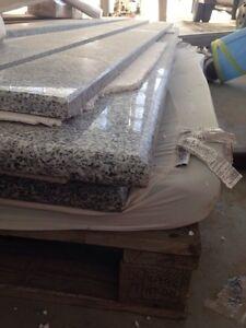 Brand new granite