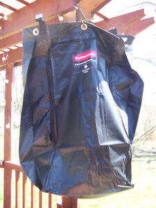 Rubbermaid Commercial Cleaning Cart Bag