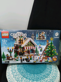 Lego Creator 10249 Winter Toy Shop - Brand New - Factory Sealed