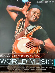 Excursions in World Music Textbook for Sale