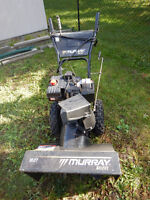 10 horse power Snowblower. Barely any rust, Excellent condition