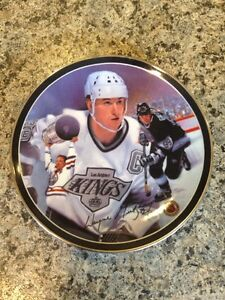 "Wayne Gretzky ""The Great Gretzky"" Collector Plate"